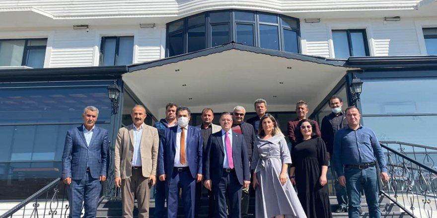 Ak Parti Yozgat Milletvekili Başer ziyaretlerine hız verdi