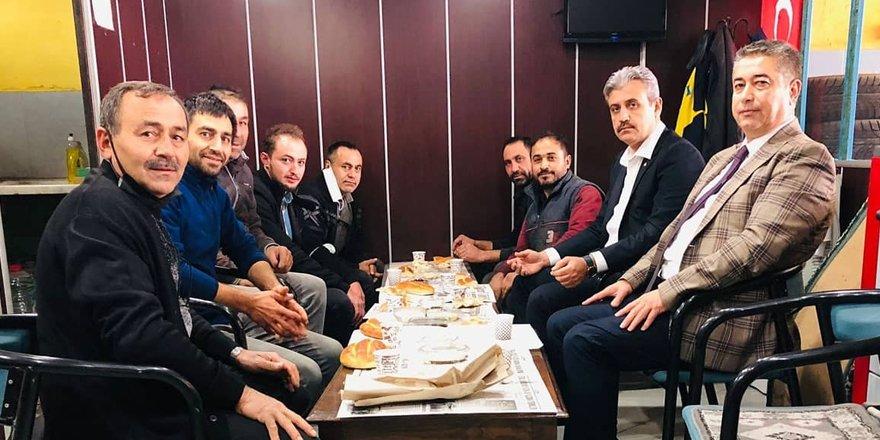 Yozgat Belediye Başkanı Köse: Her fırsatta hemşehrilerimizle iç içeyiz
