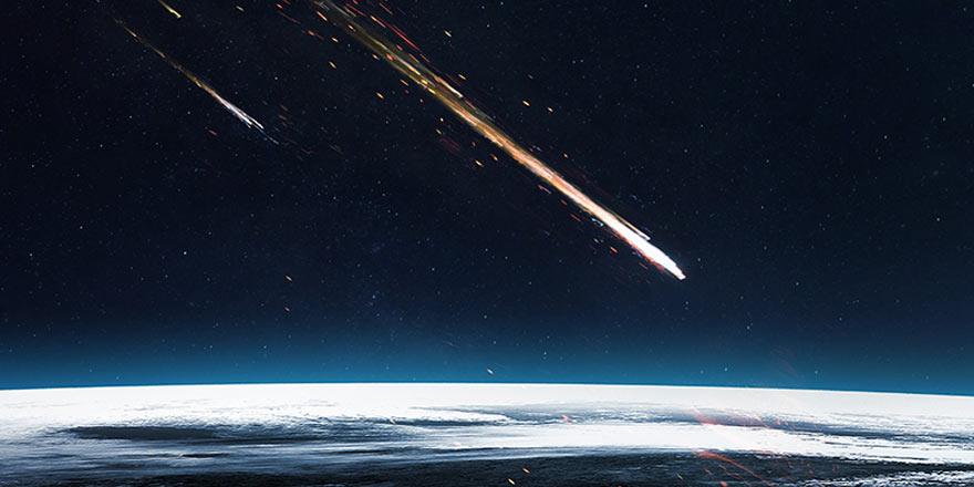 Göktaşı mı, meteor mu düştü? Sosyal medyada Türkiye'de göktaşı düştü iddiaları