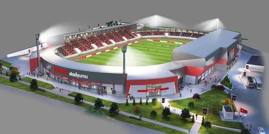 Yozgat Şehir Stadyumu için imza kampanyası başlatıldı