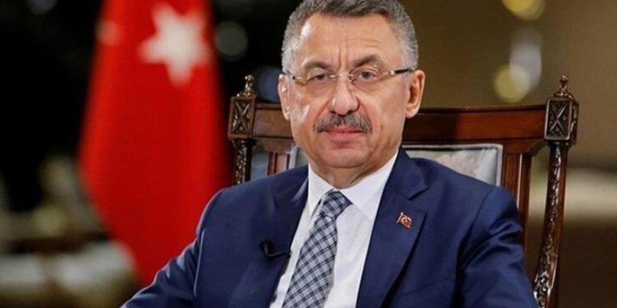 Cumhurbaşkanı Yardımcısı Fuat Oktay: Çok ciddi bedeller ödendi