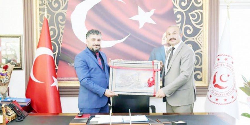 Kırşehir'e Yozgatlı isim il müdürü olarak atandı