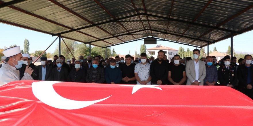 Sözleşmeli Piyade Er Basun Yozgat'ta toprağa verildi