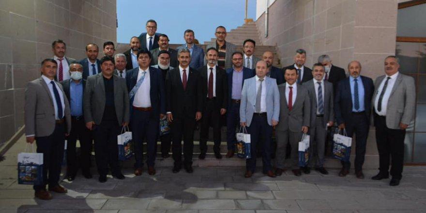 Yozgat Belediyesi'nden vefa programı