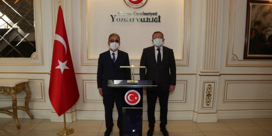 Adalet Bakan Yardımcısı Hasan Yılmaz Yozgat'ta