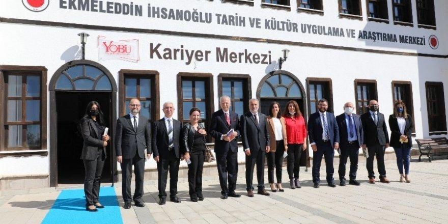 Ekmeleddin İhsanoğlu: Yozgat'ta yapılan çalışmalardan gurur duydum