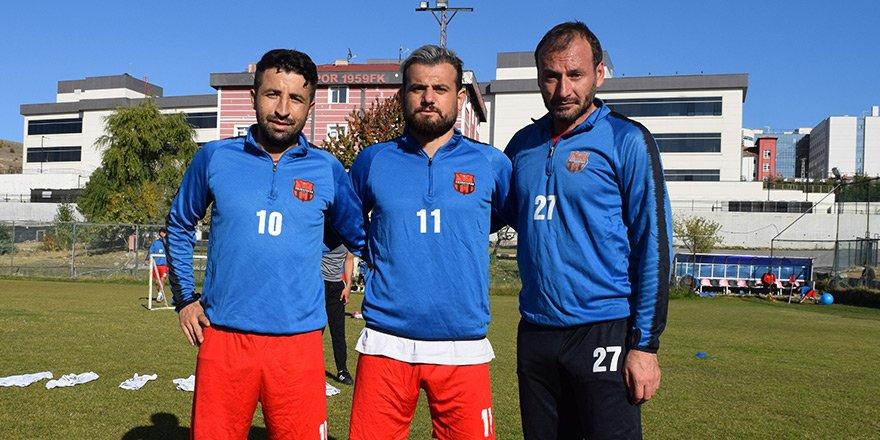 Yozgat'ta şampiyonluk için yeniden bir araya geldiler!