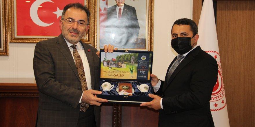 Akdağmadeni Belediye Başkanı Yalçın: Allah yar ve yardımcısı olsun