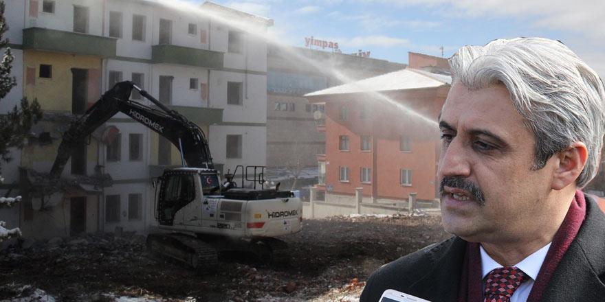 Yozgat Belediyesi zoru başardı