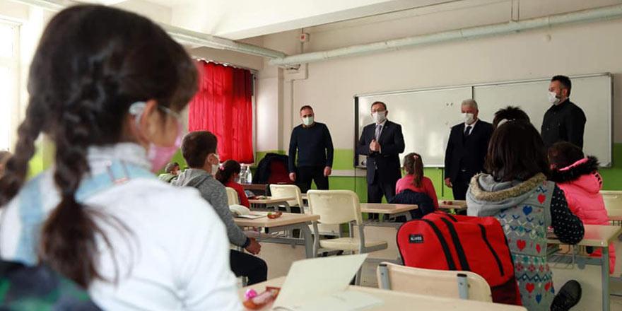 Yozgat'ta yüz yüze eğitim başlıyor