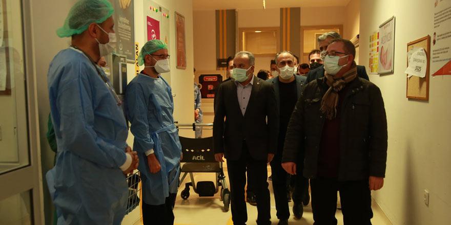 Yozgat'ta koronavirüs tedbirleri kademeli kaldırılacak