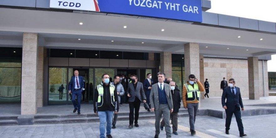 İlk kez göreceksiniz! Ankara-Yozgat-Sivas Yüksek Hızlı Tren projesinden tarihi kareler