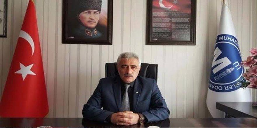 Yozgat SMMMO Başkan Bulut: Yaptığımız iş büyük önem taşımaktadır