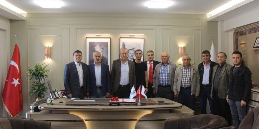 Belediye Başkanı Coşar: Boğazlıyan'ımıza hayırlı uğurlu olmasını diliyorum