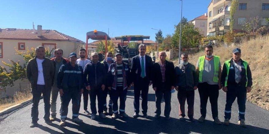 Yozgat Belediye Başkanı Köse: Canla başla çalışıyoruz