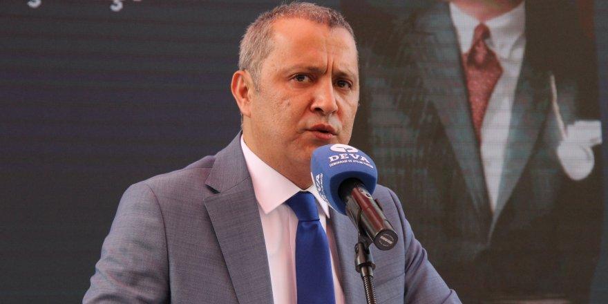 Deva Partisi Yozgat İl Başkanı Yılmaz: Zamlar vatandaşımızın alım gücünü düşürdü