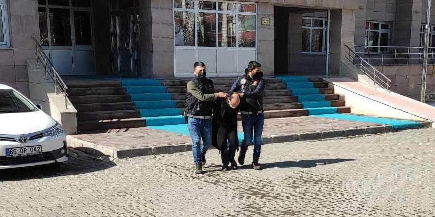 Yozgat'ta FETÖ operasyonu! Emniyet ekipleri yakaladı