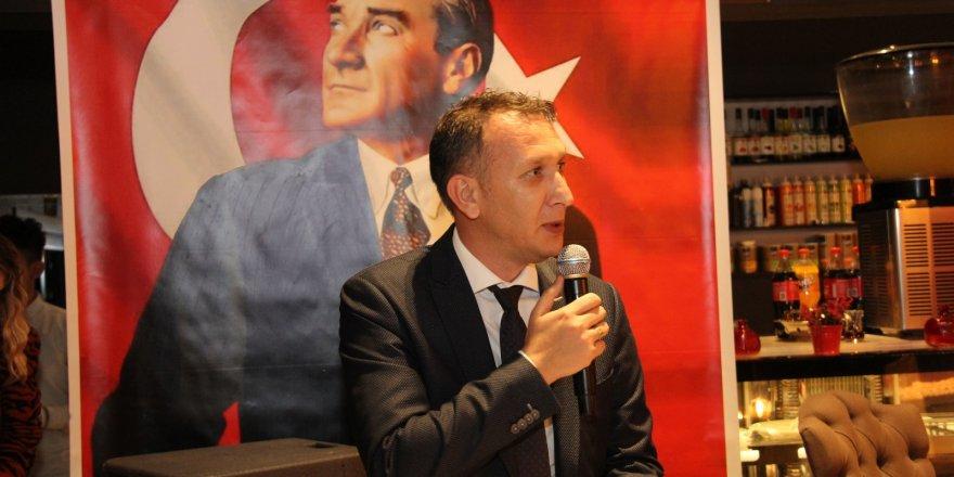 Sarıkaya Belediye Başkanı Açıkel'den Bakan Murat Kurum'a teşekkür