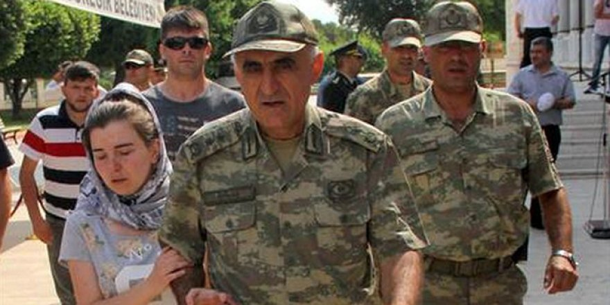 Şehit olan Yozgatlı Korgeneral Osman Erbaş FETÖ'cü hainlere böyle seslenmişti!