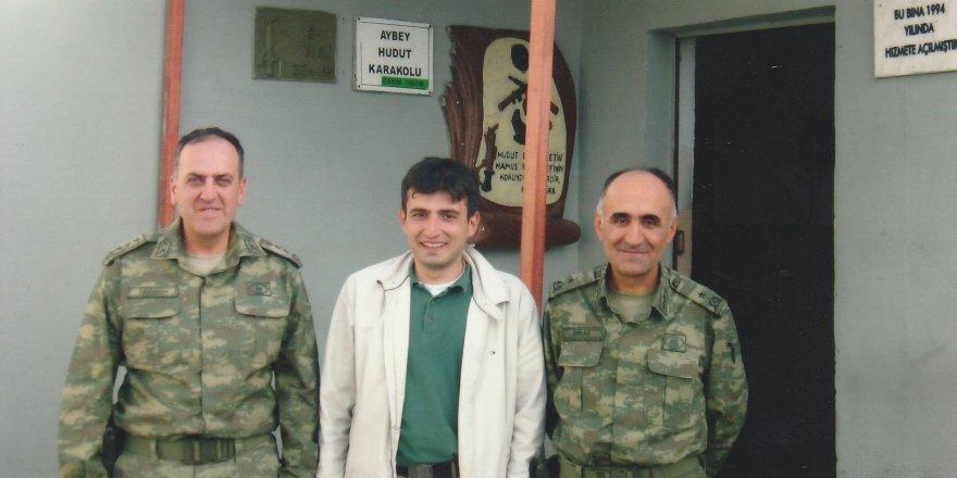 Selçuk Bayraktar'dan Yozgatlı Korgeneral Osman Erbaş'la ilgili herkesi duygulandıran paylaşım