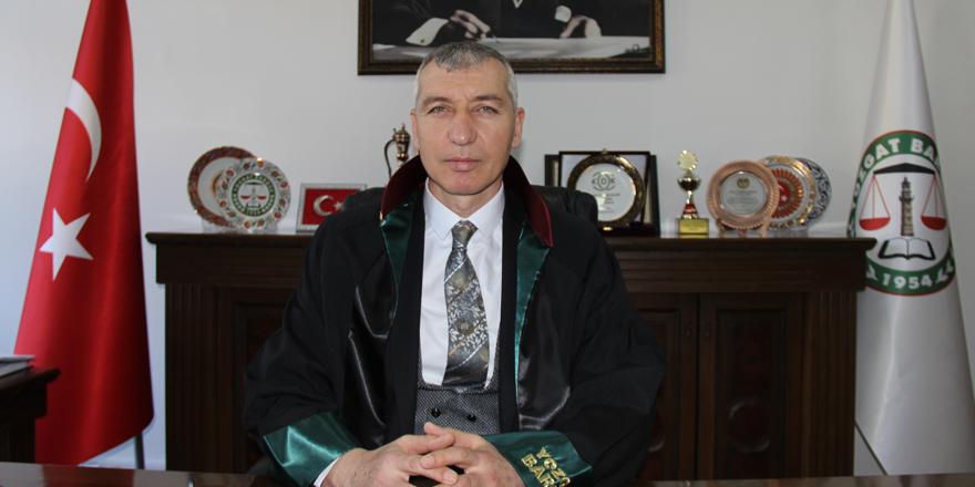 Yozgat Barosu Başkanı Şimşek: Kadın toplumun temelidir