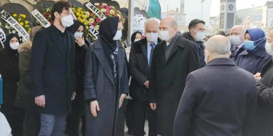 Yozgat'ın milletvekili gelininin acı günü! Cenazeye Bakan Soylu da katıldı