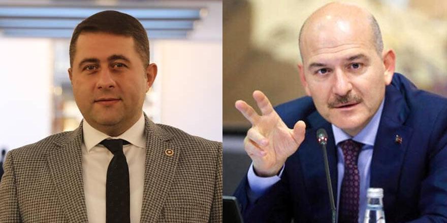 MHP Yozgat Milletvekili Sedef'ten Bakan Soylu'ya soru önergesi