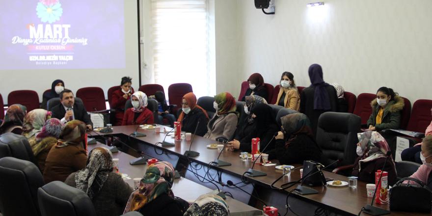 Akdağmadeni Belediye Başkanı Yalçın'dan alkışlanacak birlik ve beraberlik örneği