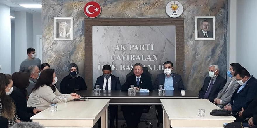 Ak Parti Yozgat İl Başkanı Başer: Gün yeniden yollara düşme günüdür
