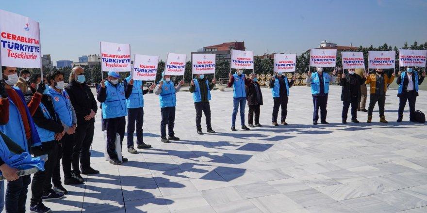 """Türkiye Diyanet Vakfı kuruluşunun 46. Yılında """"İyilik Haftası"""" etkinliği başlattı"""