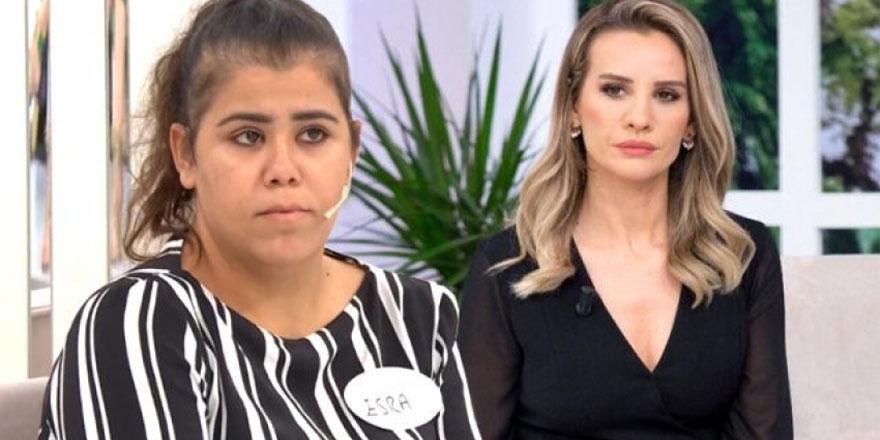 Esra Erol'da kendisinden 28 yaş büyük komşusundan çocuğu olan kadın yine gündemde
