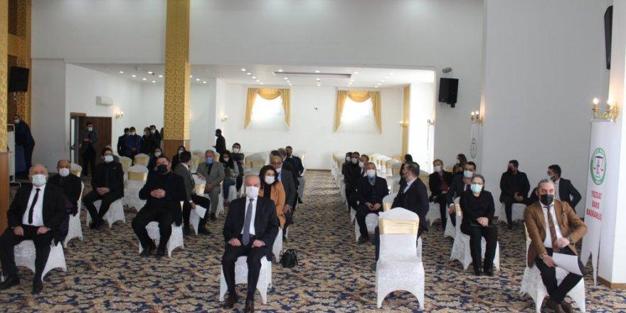 Yozgat Barosu'nun yeni başkanı Muhsin Ayanoğlu oldu
