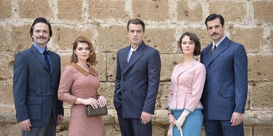 Bir Zamanlar Kıbrıs dizisi sezona damga vurmaya geliyor!