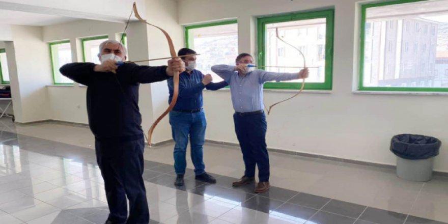 Yozgat'ta geleneksel okçuluğun gelişmesi için her türlü destek verilecek