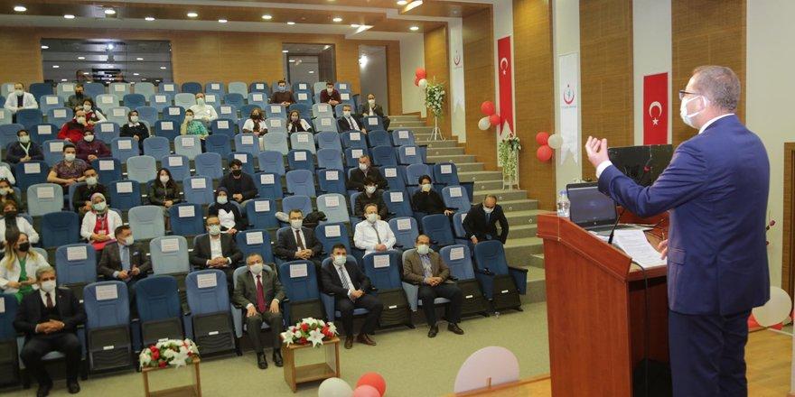 Yozgat Valisi Polat: Sağlık çalışanlarımız her zaman kahramandır