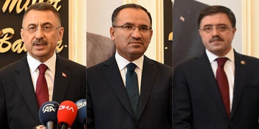 Kim bu Yozgat'taki 'dombracı' müdür? Oktay, Bozdağ ve Başer'i uyardı