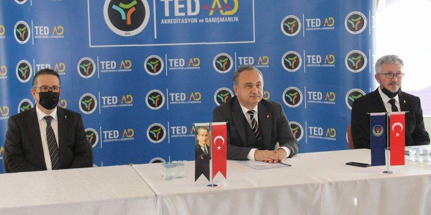 TED Koleji Yozgat'ta eğitim hizmeti verecek