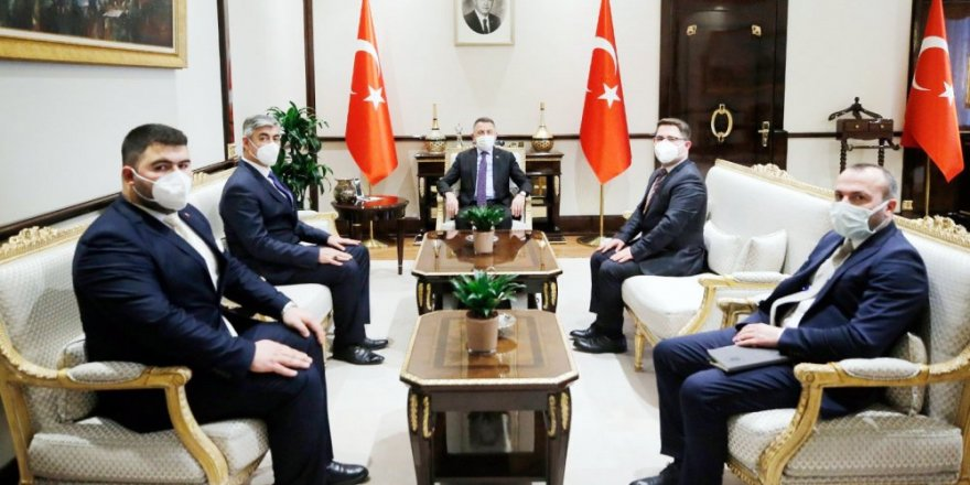 Cumhurbaşkanı Yardımcısı Fuat Oktay'dan Yozgat'a iki müjde daha