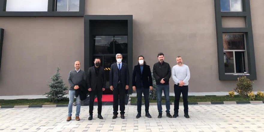 Başkan Köse'den Yozgat OSB'de üretim yapan firmaya ziyaret