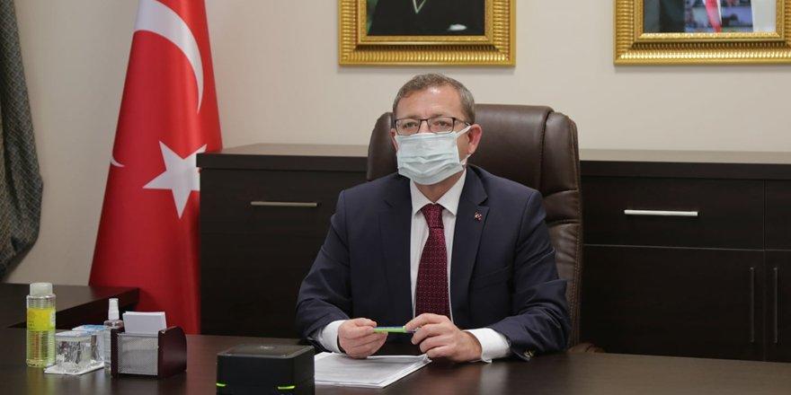 Yozgat Valisi Polat Başkanlığında Pandemi Kurulu toplantısı yapıldı