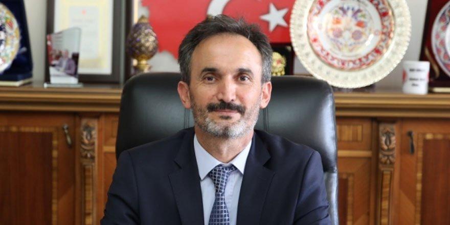 Yozgat'ın yeni müftüsü Ali Gülden oldu