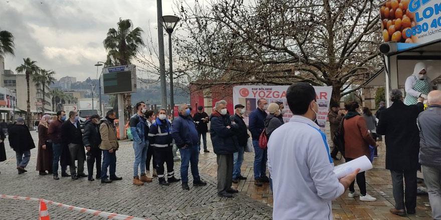 İzmir'de yaşayan Yozgatlılardan Şehit Korgenaral Osman Erbaş ve 11 şehidimize vefa!
