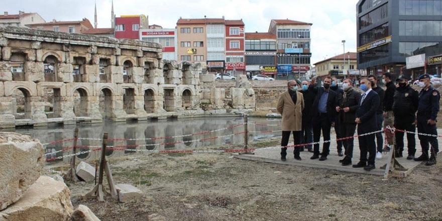 Yozgat Valisi Polat haftasonu çıkarma yaptı! Önümüzdeki günlerde yeni müjdeler açıklanacak