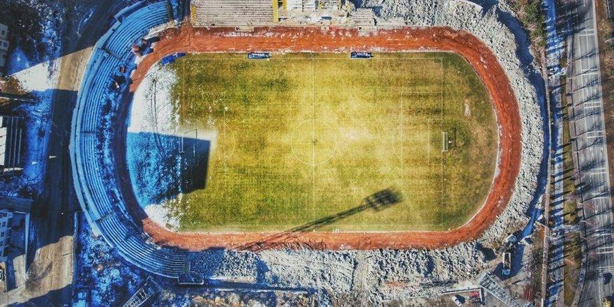 Yozgat'a yapılacak olan stadyum ile ilgili yeni gelişme