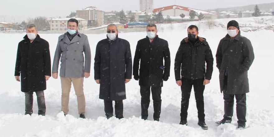 Yozgat'ın yeni stadyumunun inşaatı başlıyor