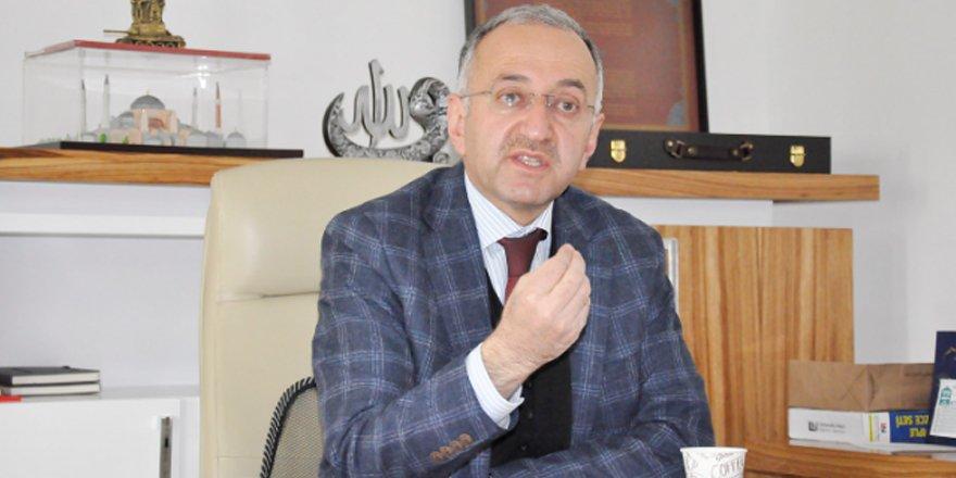 Müftü Salih Sezik: Yozgat'tan ayrılacak olmak gerçekten hüzün veriyor