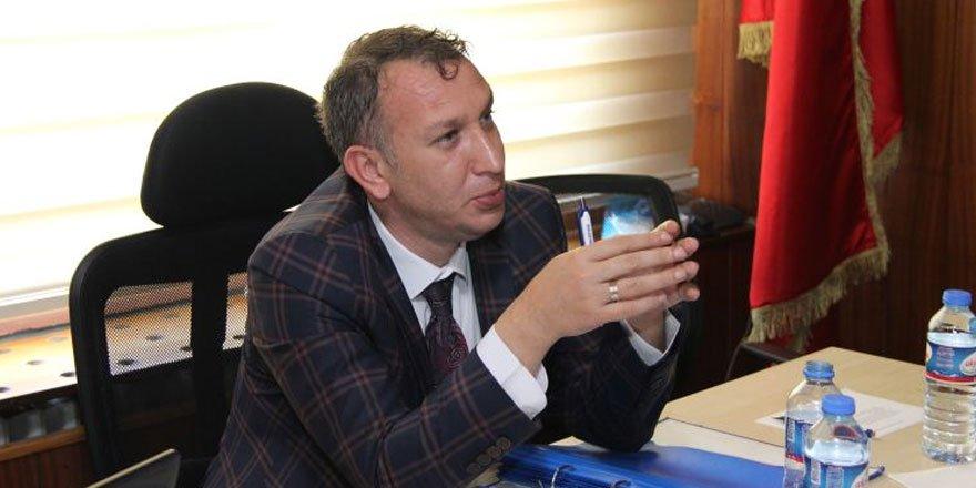 Sarıkaya Belediye Başkanı Ömer Açıkel trafik kazası yaptı