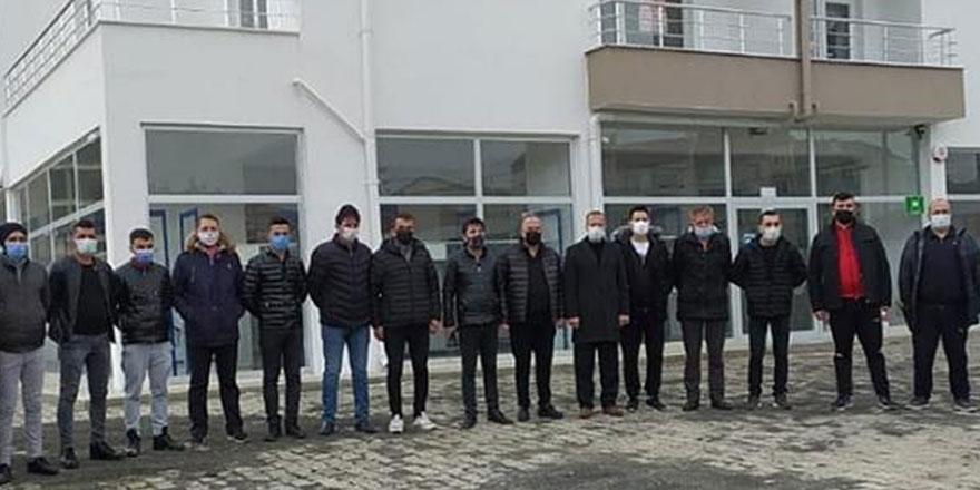 Yozgat'ta müzisyenler birlik oldu