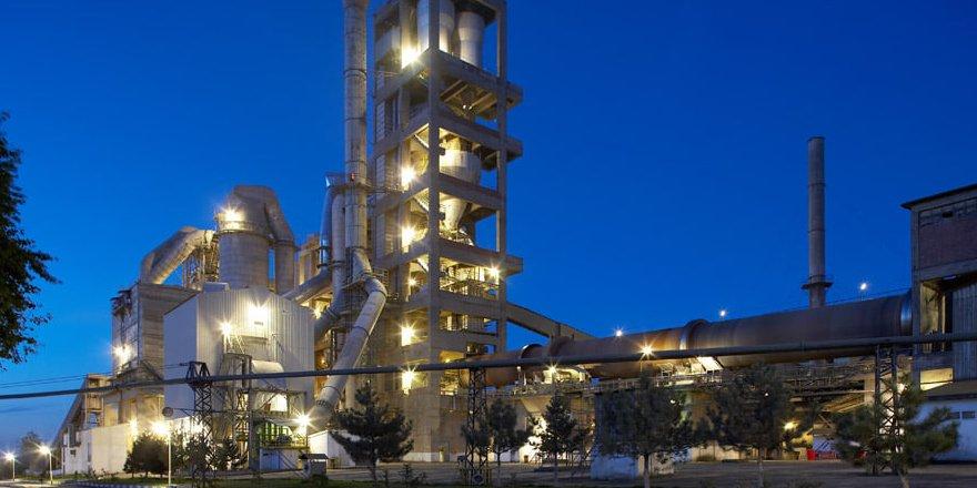 Yozgat Yibitaş Çimento Fabrikası üretim faaliyetlerini durdurdu!
