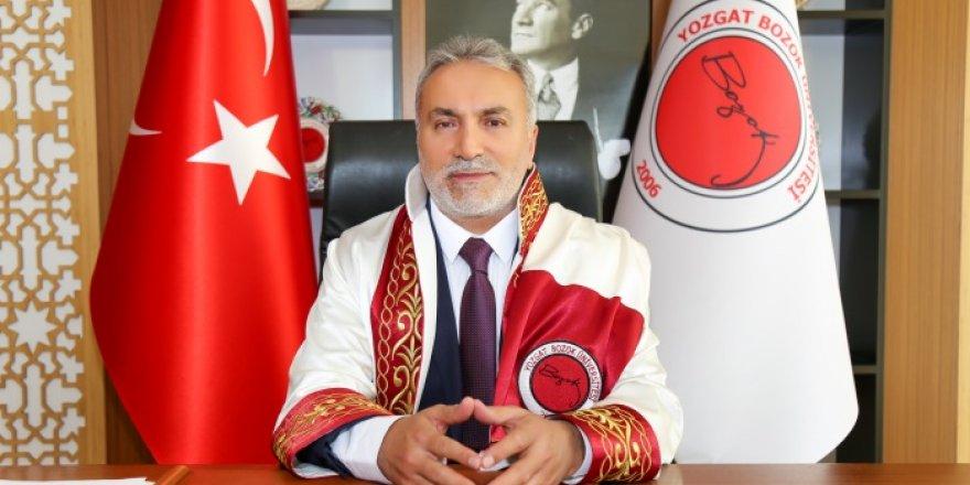 Bozok Üniversitesi Rektörü Karadağ: Hep birlikte taşıyalım